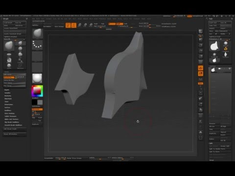ZBrush: How To Get Clean Edges