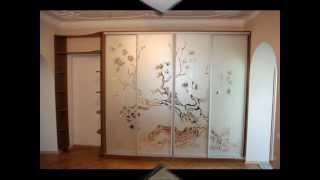 видео Шкафы-купе с матированием
