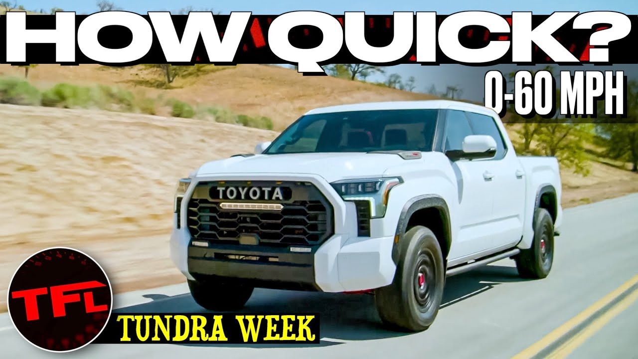 Holy Heck! I Didn't Expect The 2022 Toyota Tundra To Put Up THESE Numbers! Ep. 4