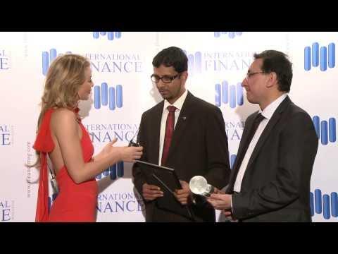 Lulu Doha Bank  - QATAR at International Finance Magazine Awards Ceremony Dubai,2013
