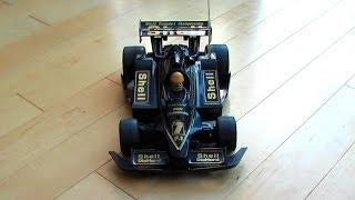 Nikko Turbo Bandit Formula 1 F1 Car Drifting Vintage RC Nostalgia RC