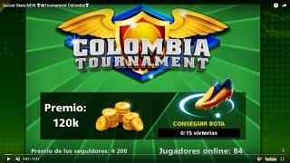 Soccer Stars NEW 🏆👑 Colombia Tournament 🏆