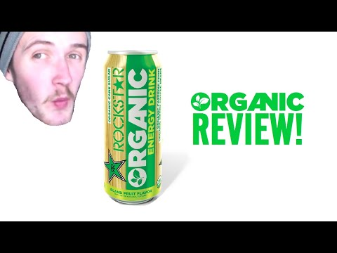 TravTries - Organic Rockstar: Island Fruit Flavor