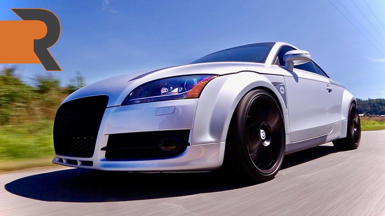 Kelebihan Kekurangan Audi Tt Turbo Review