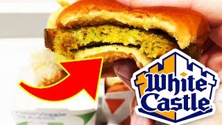 10 White Castle Slider Facts That You Never Realized