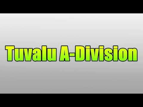 Tuvalu A-Division