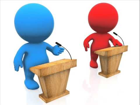 u00bfqu u00e9 es un debate  youtube record clip art reporter clipart
