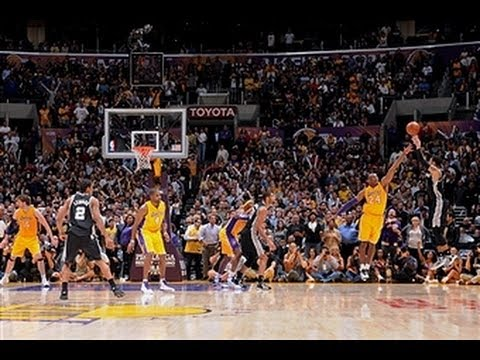 Danny Green Sinks the Game-Winner in L.A.