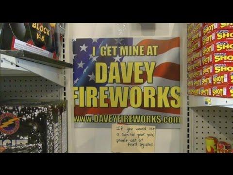 Fireworks now on sale in Nebraska