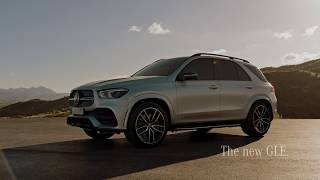 Mercedes-Benz GLE (2018): ENERGIZING Packages