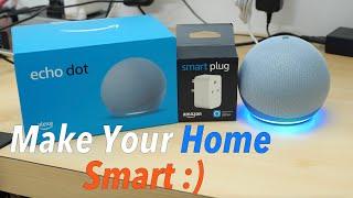 My Smart Home with Amazon Alexa