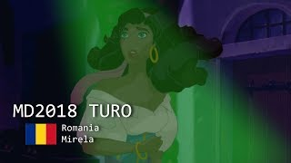 MD 2018 - TURO - Audition: Esmeralda