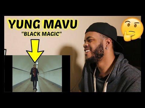 Yung Mavu - BLACK MAGIC (Black Harry Potter) REACTION!!