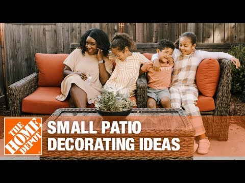 Small Patio Ideas with Ruthie Ridley