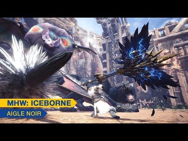 MHW: Iceborne -