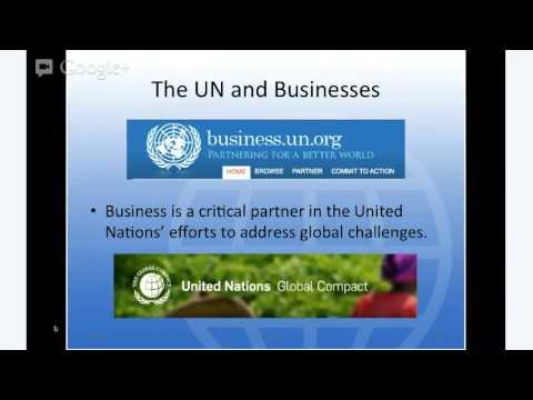 UNDERSTANDING THE UNITED NATIONS