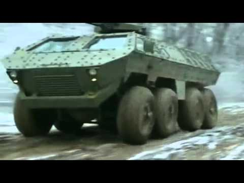 Serbian Lazar MRAP