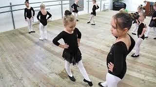 Открытый урок. Студия танца