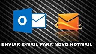 Como Enviar Email No Hotmail ( Passo a Passo )
