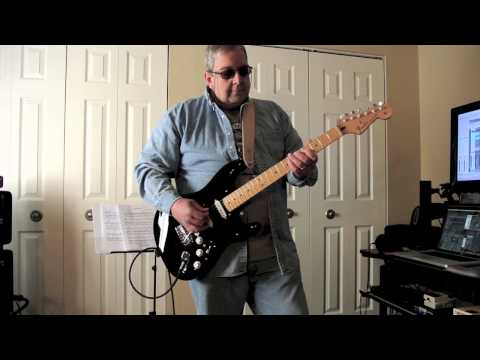The Way - Fastball - TonyB guitar cover