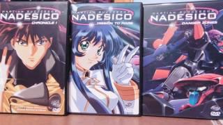 MARTIAN SUCCESSOR NADESICO ANIME SERIES REVIEW!