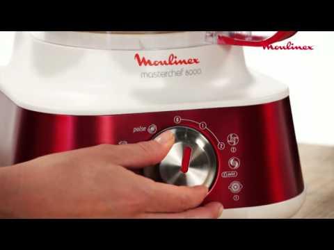 moulinex masterchef 8000 .wmv - youtube