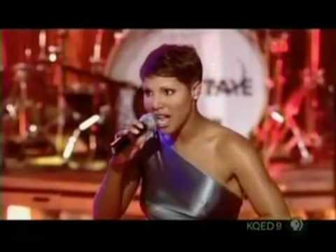 Toni Braxton& Michael McDonald Stop Look and Listen