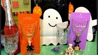 Halloween BOO -ze Bags