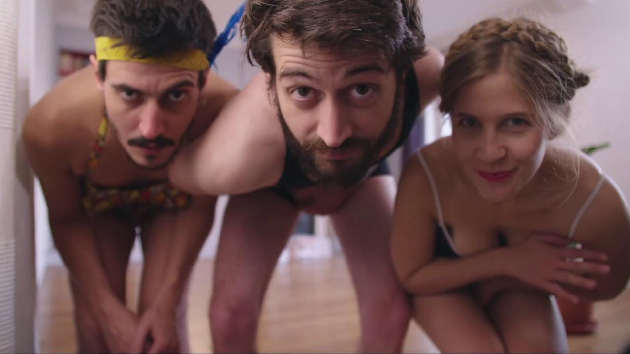 Vidéo de femmes ayant des rapports sexuels
