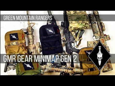 Green Mountain Rangers : GMRGear Gen 2 Minimap