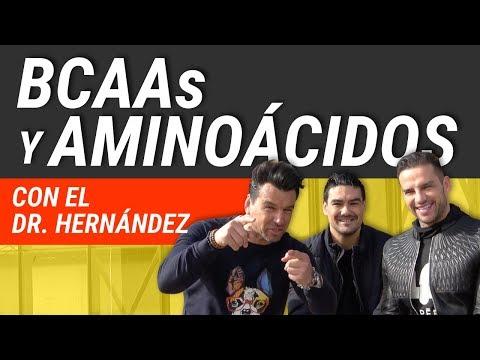 BCAAs y Aminoácidos Esenciales: Dudas y Tips | Dr. Hernández