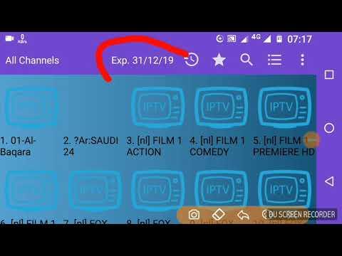 Free IPTV arabic + code 2019 - YouTube