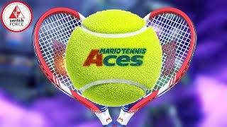 Mario Tennis Aces: DOES IT LIVE UP TO THE HYPE?