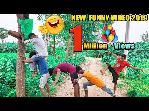 Must Watch New Funny Video 2019 😂😁 6 Min Very Comedy Video | Ep-68 | #BindasFunBoys