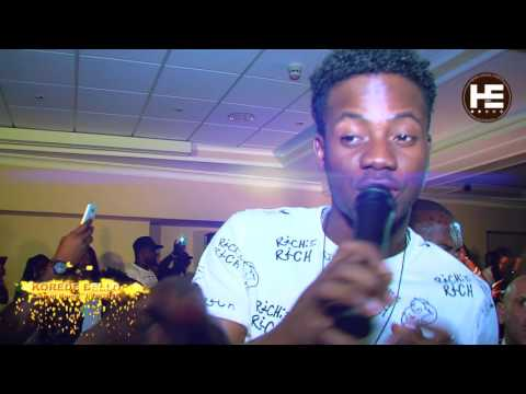 KOREDE BELLO Live in Rome Nigerian Independence Day 1st Oct 2016