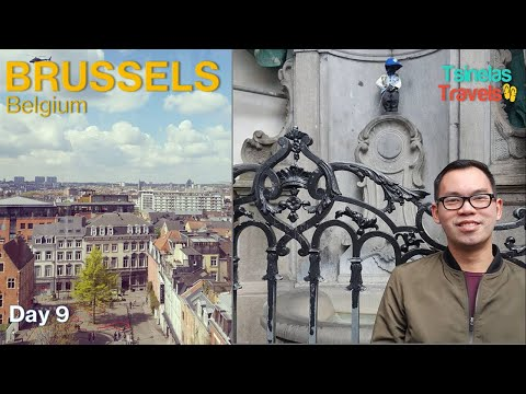 Europe Solo Travel Day 9 of 30 - Brussels, Belgium