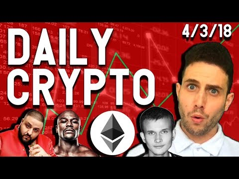 Daily Crypto News: Mayweather $CTR ICO Scam! Vitalik Gone Wild! Ethereum Fork? Verge scam?