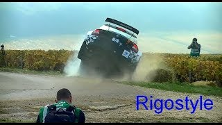 Finale des Rallyes 2018 Crash, On the limit ! By Rigostyle