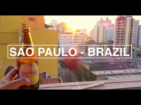 THIS IS SAO PAULO, BRAZIL