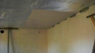 № 3 Подвесной потолок из гипсокартона своими руками. Часть третья (из трёх).(Как сделать подвесной потолок из гипсокартона самостоятельно. В ролике подробно и доступно, даже для начин..., 2014-08-03T18:37:40.000Z)