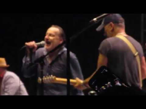 "Southside & the Jukes perform Bruce Springsteen's ""Kitty's Back"" with the Boss at the Stone Pony last July."