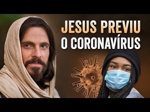 VEJA A PROFECIA DE JESUS QUE ESTÁ SE CUMPRINDO HOJE!