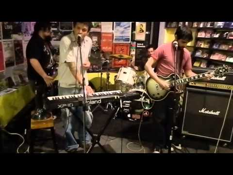1.22.15 Clu's Rebellion live @ Radioactive Records, Ft. Lauderdale