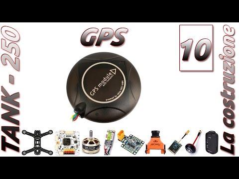 CC3D Revo - GPS - Installazione e Configurazione con LibrePilot - Tank 250 - Parte 10