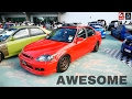 Honda Civic EK Ferio Superb Clean - Borneo Kustom Show 2017