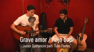 Acústico de Domingo - Grave amor (Banda Eva) / Anjo bom (Tomate)