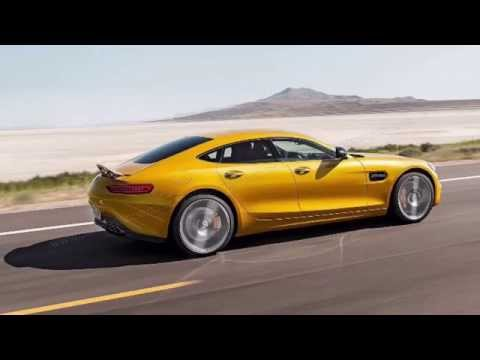 2018 New Mercedes AMG GT4 First Look