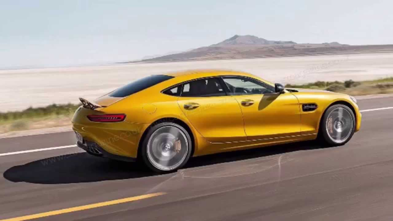 2018 New Mercedes Amg Gt4 First Look Youtube