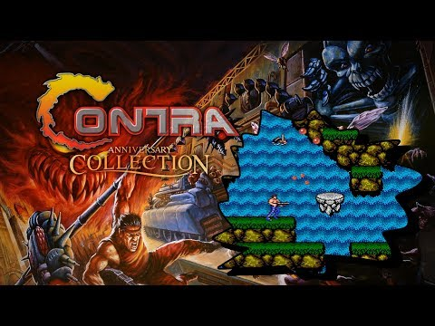 [PC] Contra Anniversary Collection [Contra from NES]