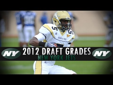 New York Jets Draft Grades | Quinton Coples, Stephen Hill are boom-or-bust picks